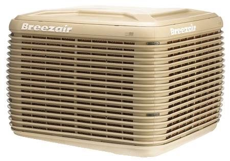 Evaporative Cooler EXT Series, Two-Speed Motor, Down Draft