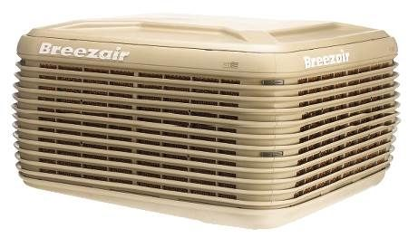 Evaporative Cooler EXV Series, Variable-Speed Motor, Down Draft