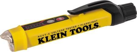 Dual Range Non-Contact Voltage Tester with Light