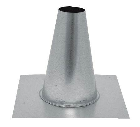 "4"" B-Vent Tall Cone Flashing"