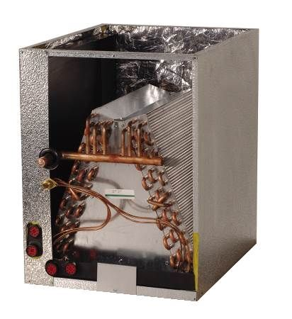 Cased Multi-Position Evaporator Coil - CE Series Goodman Matches- Gray Paint