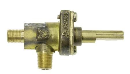Universal Push-To-Turn Top Burner Valve