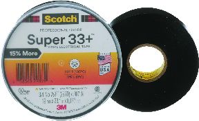 Scotch Super 33+ Electrical Tape