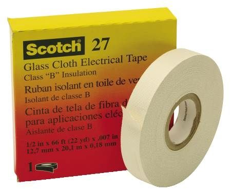 Scotch 27 Glass Cloth Tape