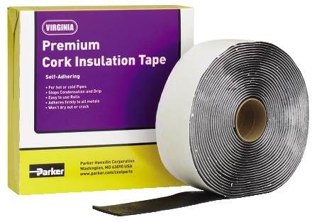Premium Cork Insulation Tape