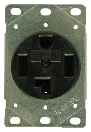 4-Wire Receptacle