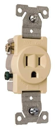 Commercial/Specification Grade Receptacle