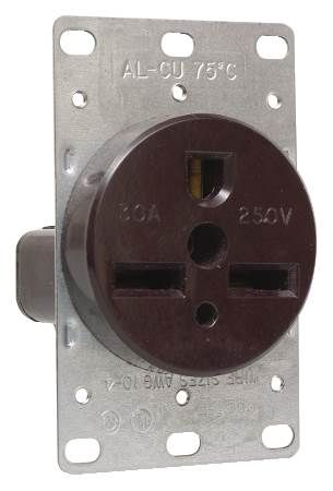 3-Wire Receptacle