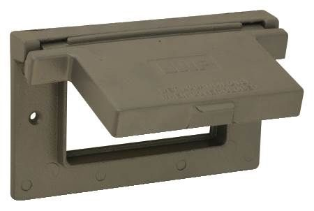Outdoor GFI Box Cover
