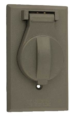 Outdoor Electrical Box Cover