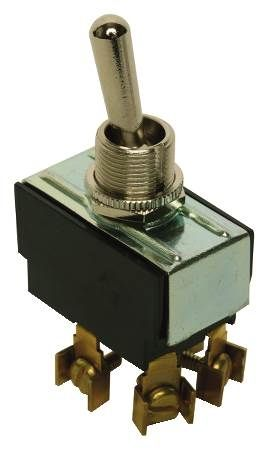 On-Off Toggle Combi-Terminal Switch