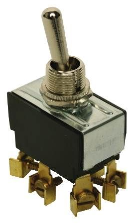 On-On Toggle Combi-Terminal Switch