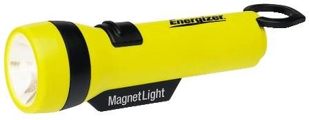 Industrial Magnetic Flashlight