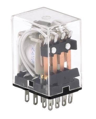 General Purpose Plug-In Relay