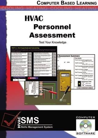 HVAC Personnel Assessment Software