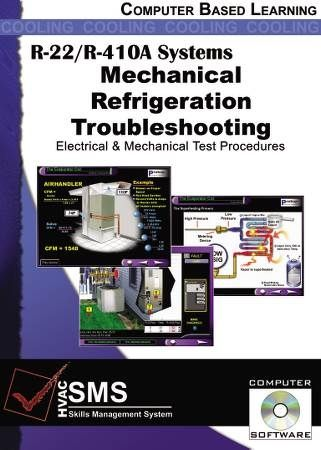 Mechanical Refrigeration Troubleshooting Software