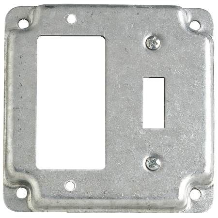 Steel Cover Plate | Tuggl