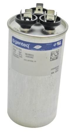 Dual Rated Motor Run Capacitor