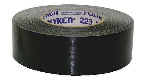 "2"" Black Multi-Purpose Duct Tape"