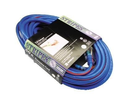 Stripes™ 3-Wire Extension Cords
