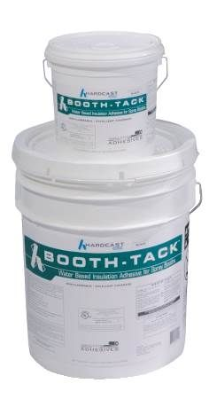 Booth Tack Duct Insulation Adhesive