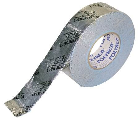"2"" Foil Mastic Tape UL181B-FX Listed"