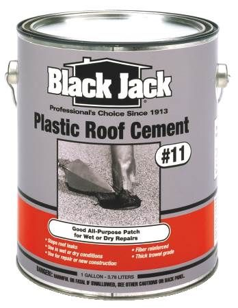 Black Jack Roof Cement