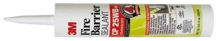 CP 25WB+ Latex Fire Barrier Sealant
