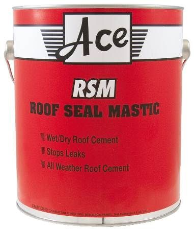 Roof Seal Mastic