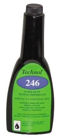 Technol 246 Super Sludge Dispersant For Regular Conditioning Maintenance and Contamination Clean-up