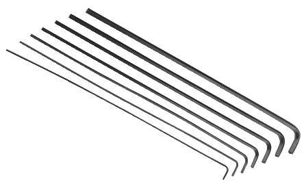 "12"" Long Arm Hex Key Set"