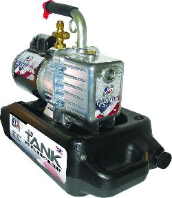 The TANK Vacuum Pump Oil Caddy