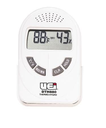 Digital Temperature/Humidity Monitor