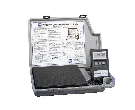 Electronic Refrigerant Scale