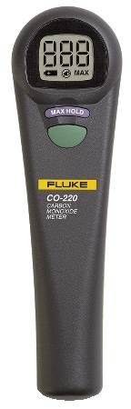 CO-220 Carbon Monoxide Meter