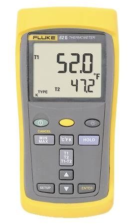 Superheat Based/Digital Thermometer