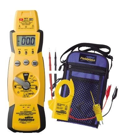 Expandable Stick Multimeter