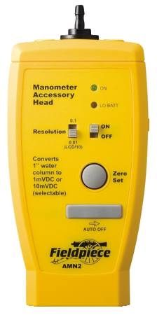Manometer Accessory Head