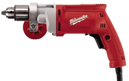 Heavy-Duty Corded Magnum Drill