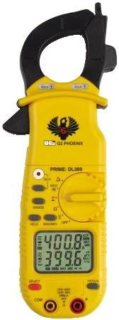 G2 Phoenix Series Clamp Meter