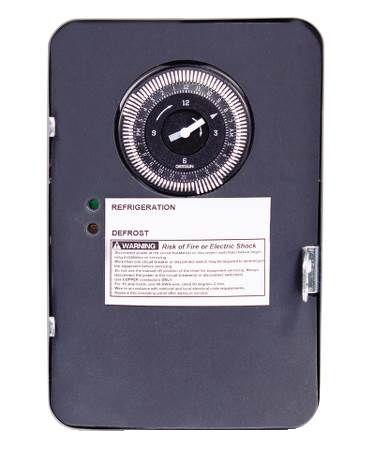 Commercial Auto-Voltage Defrost Timer