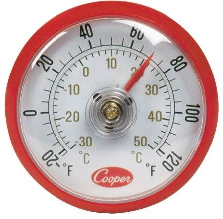 Cooler Thermometer