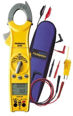 Swivel Head Clamp Meter
