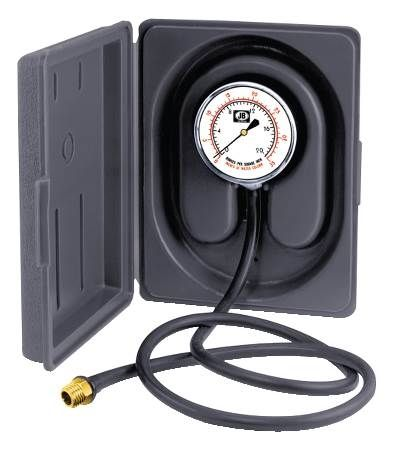 Gas Pressure Test Kit