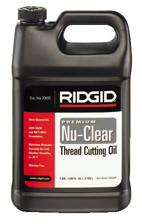 Nu-Clear Thread Cutting Oil
