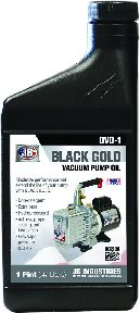Black Gold Vacuum Pump Oil