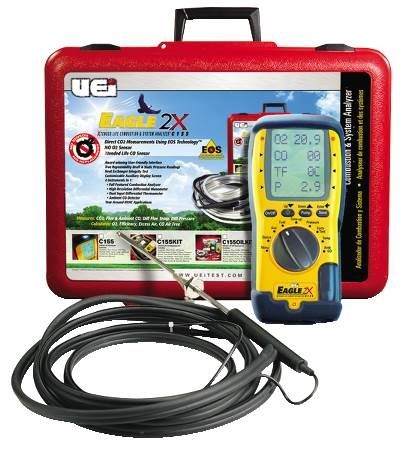 Eagle Series Combustion Analyzer