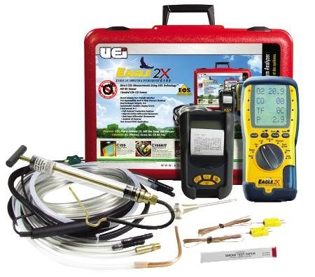 Eagle Series Combustion Analyzer Oil Kit