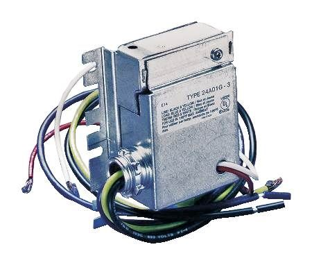 Electric Heat Silent Relay Control Loads up to 6000 Watts, SPST, N.O.
