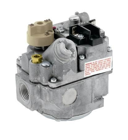 Thermostat Actuated Combo Gas Valve